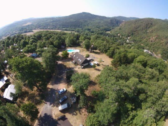 Camping le Viginet Auvergne